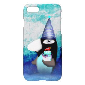 Pingüino Funda Para iPhone 7
