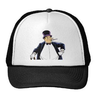 Pingüino Gorros Bordados