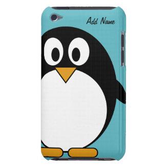 Pingüino lindo del dibujo animado - tacto de iPod iPod Case-Mate Carcasas