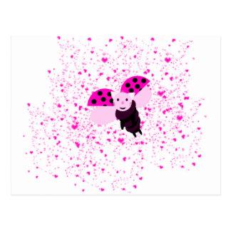 pink coccicat postal
