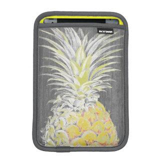 Pinneapple amarillo tropical funda para iPad mini