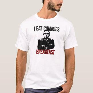 Pinochet - yo como a los Commies para el desayuno Camiseta