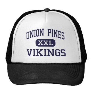 Pinos de la unión - Vikingos - altos - Cameron Gorros Bordados