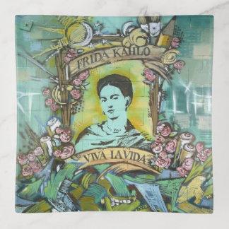 Pintada de Frida Kahlo