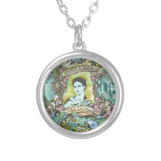 Pintada de Frida Kahlo Joyerías