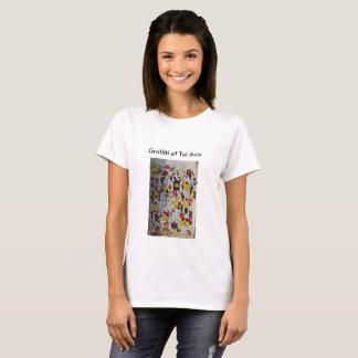 Pintada de la camiseta de Tel Aviv (tamaño X-L)