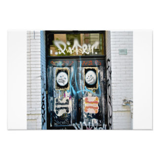 Pintada de SOHO NYC Fotografía