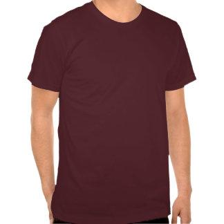 Pintada del comodín camiseta