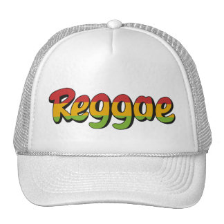 Pintada del reggae de Cori Reith Rasta Gorros