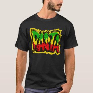 Pintada del reggae de Rasta Camiseta
