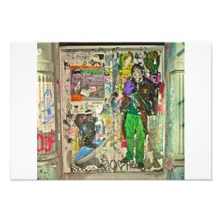 Pintada en SOHO NYC Arte Con Fotos