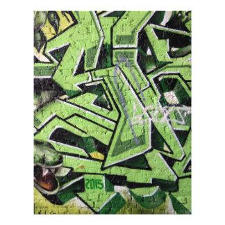 Pintada inglesa, Londres, Reino Unido Folleto 21,6 X 28 Cm