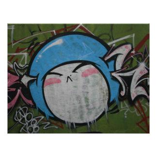 Pintada taiwanesa, Taipei, Taiwán Flyer Personalizado