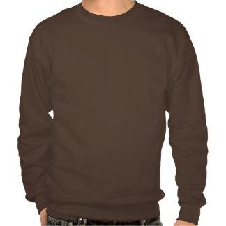 Pintada urbana del estilo del suéter de los hombre pullover sudadera