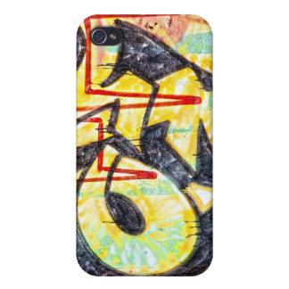 Pintada urbana iPhone 4 carcasa