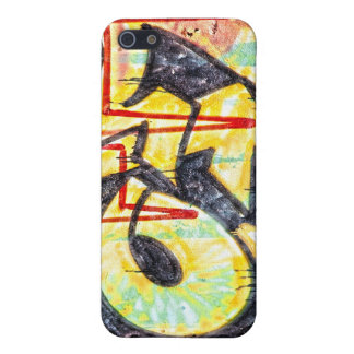 Pintada urbana iPhone 5 fundas