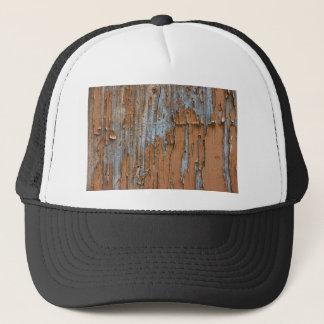 Pinte el arte diseñado gorra de camionero