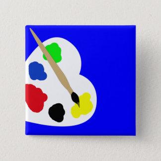 Pinte el botón