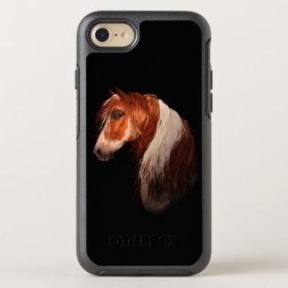 Pinte el caso de OtterBox del caballo, escoja su Funda OtterBox Symmetry Para iPhone 8/7