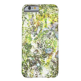 Pinte el caso del iPhone 6/6s de la salpicadura Funda Barely There iPhone 6