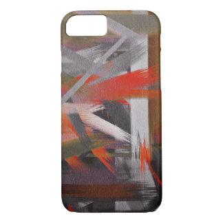 Pinte el movimiento #18 del cepillo de la funda iPhone 7