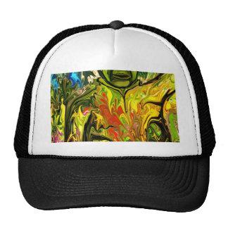 Pintor famoso gorras de camionero