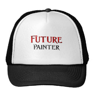Pintor futuro gorro