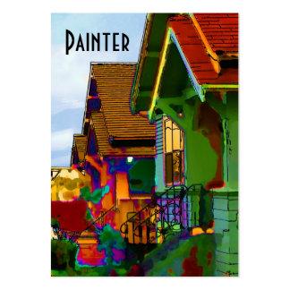 Pintor Tarjeta De Visita