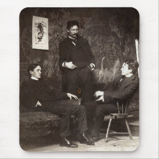 Pintores Everett Shinn Robert Henri Juan Sloan Alfombrilla De Ratón