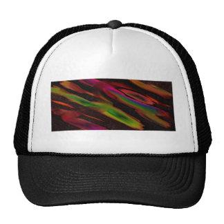 Pintura abstracta de la galaxia gorra