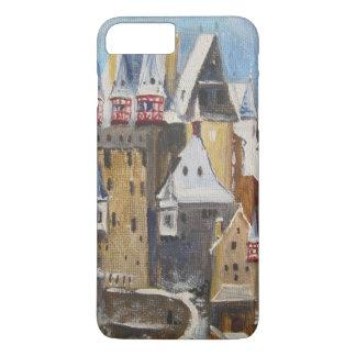 Pintura al óleo de Eltz del Burg Funda iPhone 7 Plus