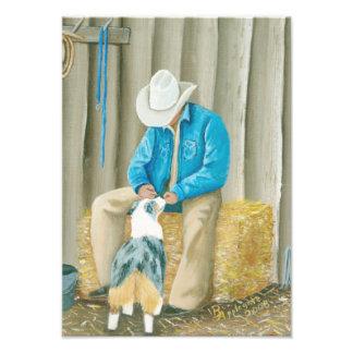 """Pintura australiana de los """"mejores compinches"""" fotos"""