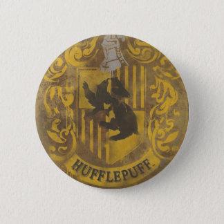Pintura de aerosol del escudo de Harry Potter el | Chapa Redonda De 5 Cm