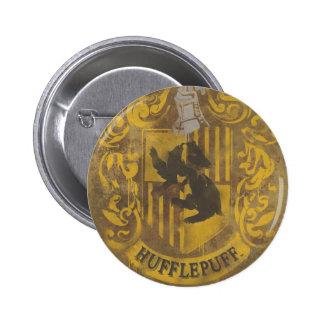 Pintura de aerosol del escudo de Harry Potter el   Chapa Redonda De 5 Cm