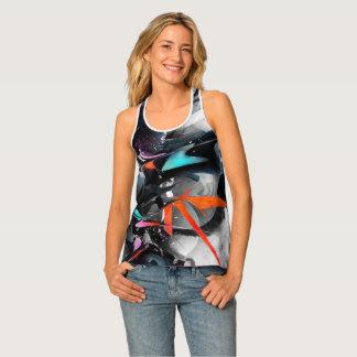 Pintura de Avangard Camiseta De Tirantes