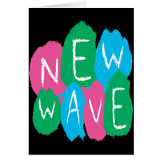 Pintura de la pintada de la nueva ola