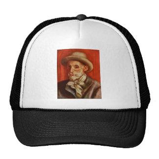 Pintura de Renoir Gorras