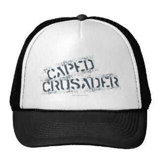 Pintura del cruzado del cabo gorras de camionero