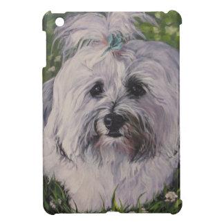 Pintura realista hermosa del arte del perro de