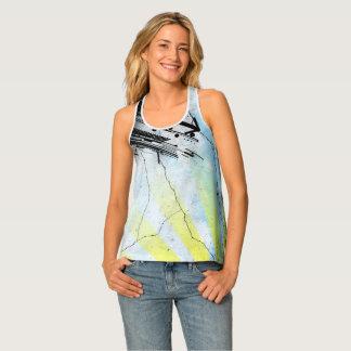 Pintura v2 de Avangard Camiseta De Tirantes