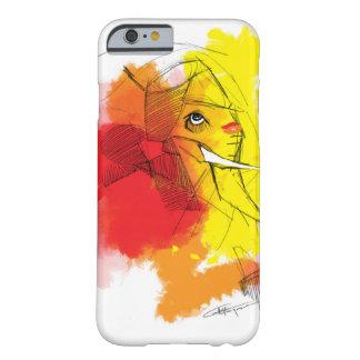 pinturas de Ganesha del abtract Funda Barely There iPhone 6