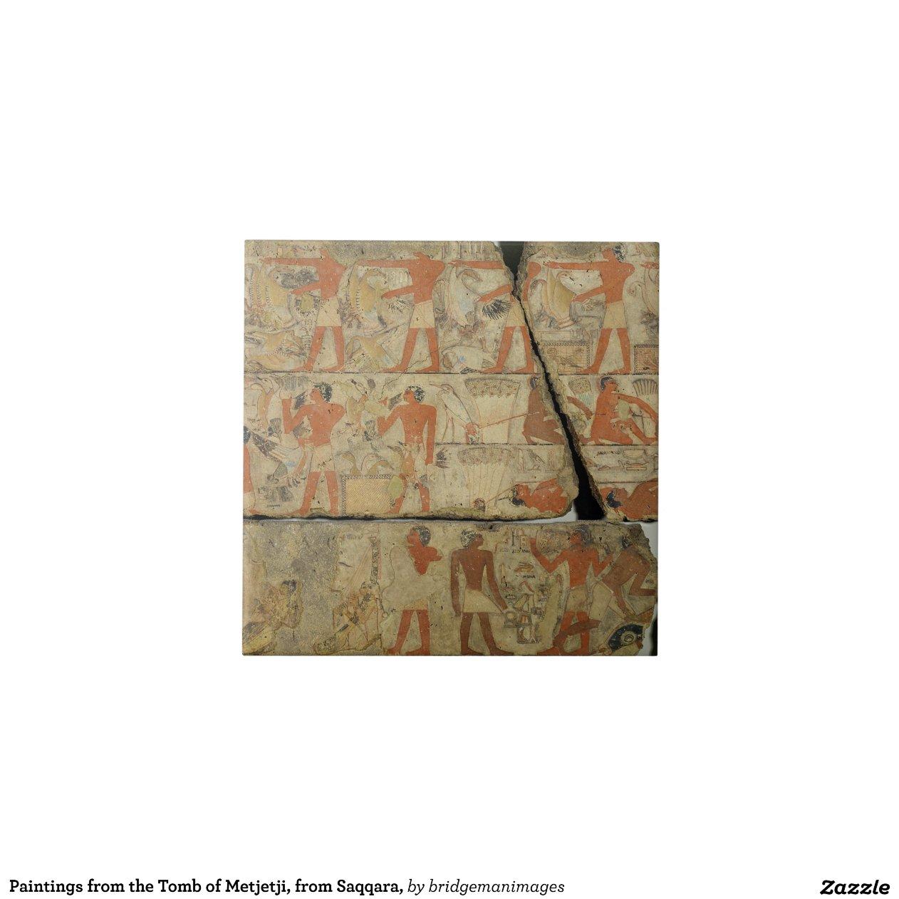 Pinturas de la tumba de metjetji de saqqara azulejos - Pintura para azulejos opiniones ...