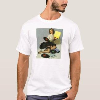 pinup 5 camiseta