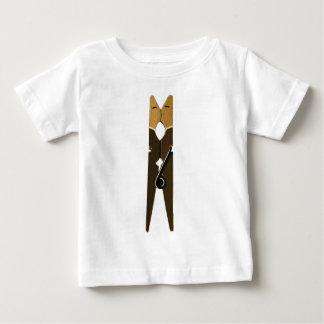 Pinza h-h camiseta