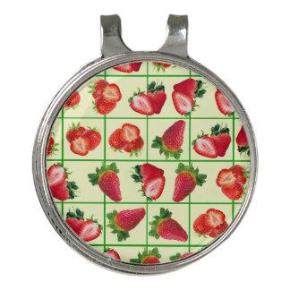 Pinza Para Gorra De Golf Modelo de las fresas