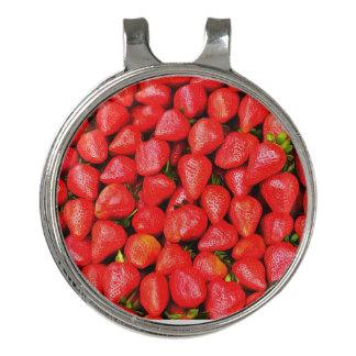 Pinza Para Gorra De Golf ¡Muchas fresas!