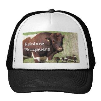 Pinzgauer Bull y personalizar del casquillo de las Gorros