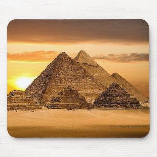 Pirámides egipcias alfombrilla de ratón