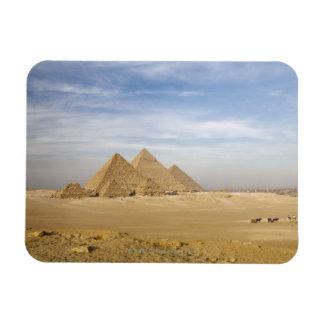 Pirámides El Cairo, Egipto Iman Flexible