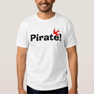 ¡Pirata! Camisas